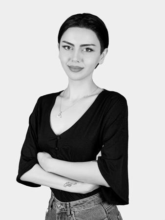 Ulvia Ayaz Graphic Designer at ISA AYDIN PHOTOGRAPHY NEW JERSEY